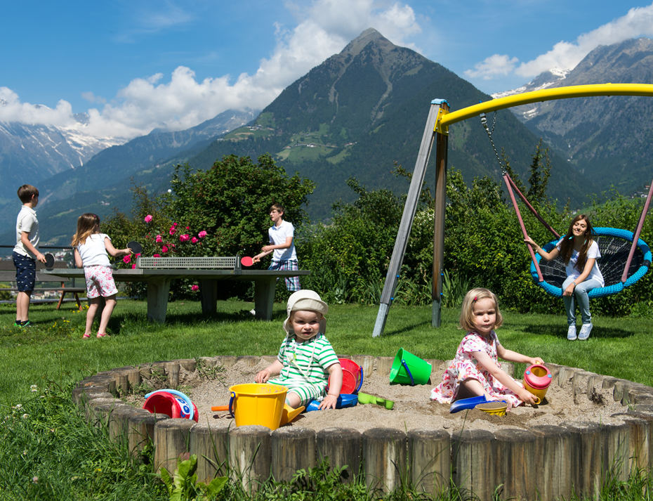 Children, families Hotel Hohenwart, South Tyrol