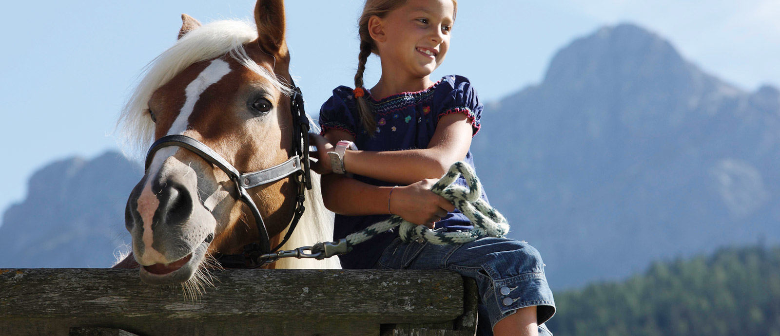 Horseriding, South Tyrol
