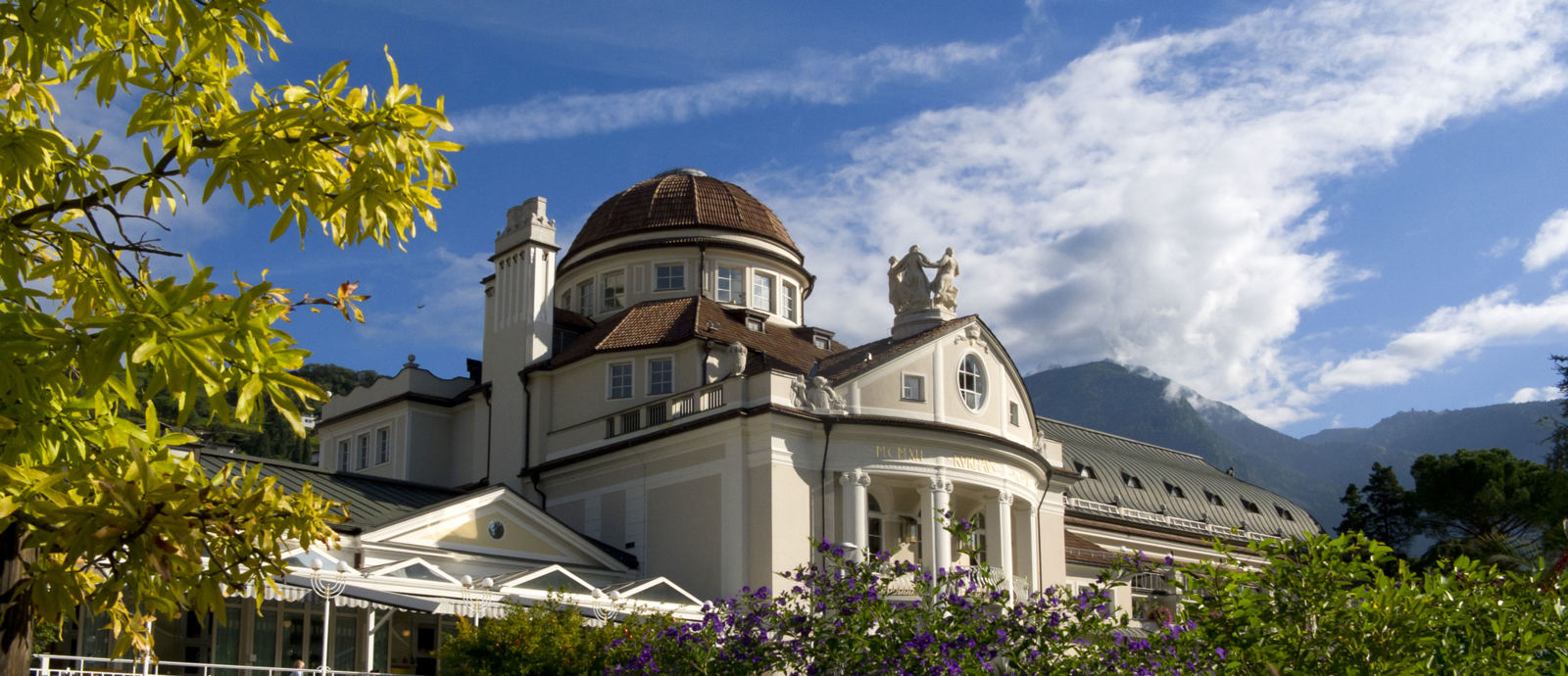 Culture House Merano, South Tyrol