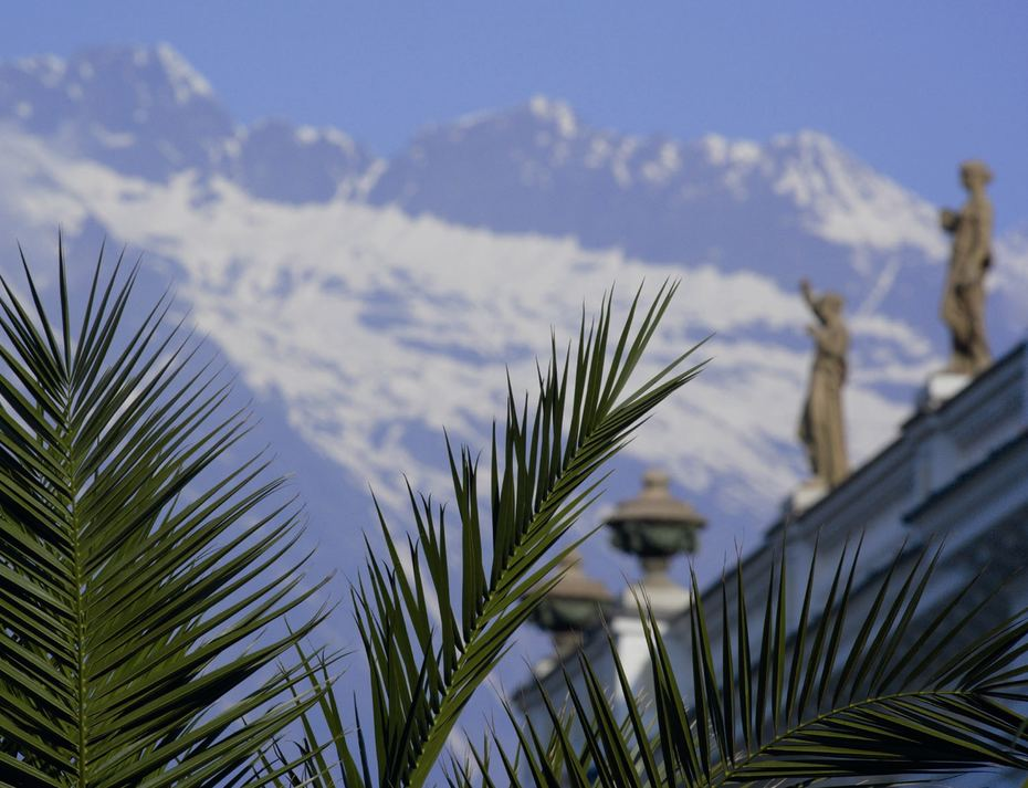 Climate of Merano, holiday in South Tyrol, Hohenwart