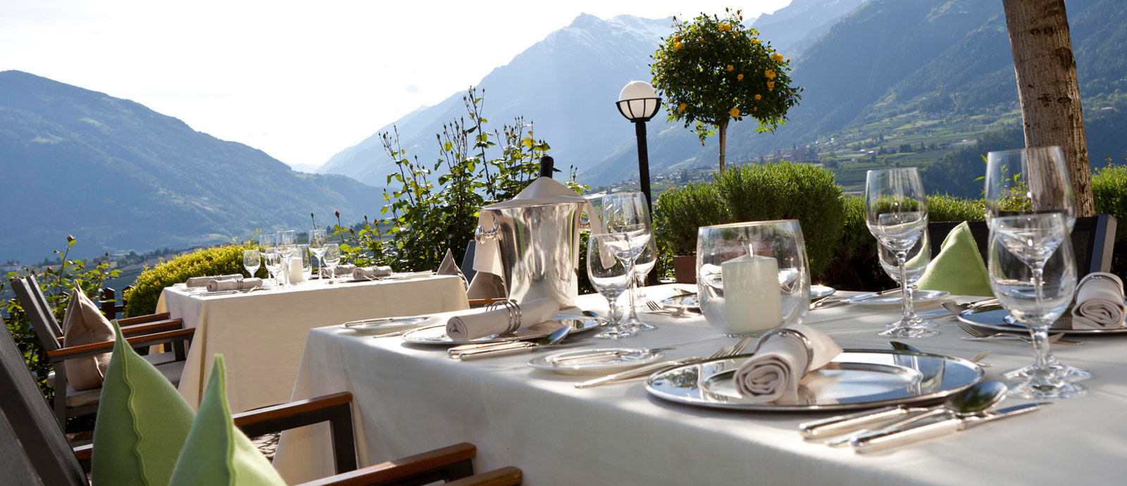 Wellness Hotel Hohenwart, holiday in South Tyrol